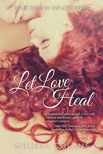 Let Love Heal Book Tour Review
